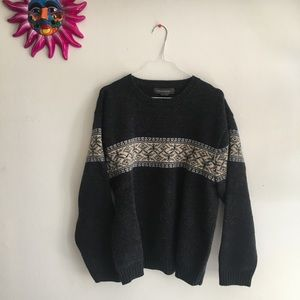Banana Republic Lamb Wool Sweater